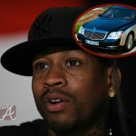 Allen Iverson May Be Broke & 'Homeless' But At Least He Still Has His Maybach… [PHOTOS + VIDEO]
