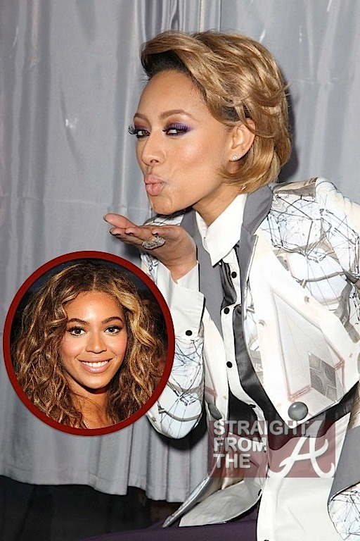 Keri Hilson Beyonce Beef