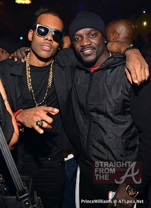 Mario and Akon