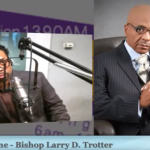 Bishop Larry Trotter Attempts To Explain Photo Bathing With Granddaughter… [AUDIO]