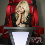 """Promo Shots: Usher & Shakira Pose In Their """"The Voice"""" Judge Seats… [PHOTOS + VIDEO]"""