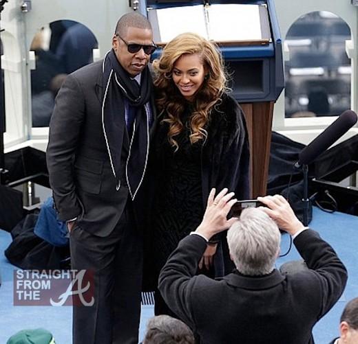 jay-z beyonce inauguration 2013