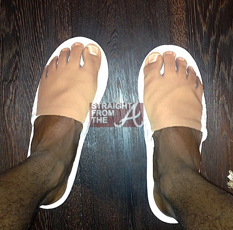 Kevin Hart Feet By Ellen Straight From The A Sfta
