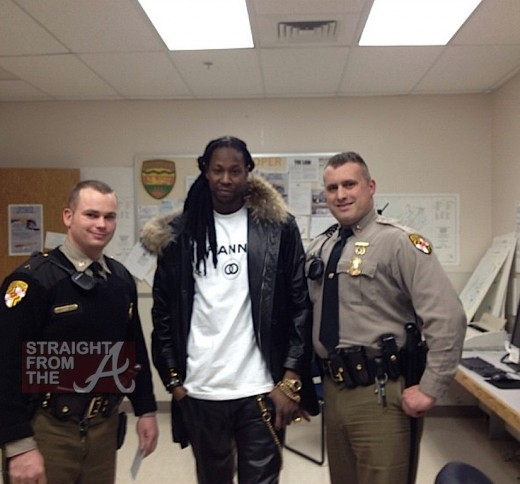 2Chainz Arrested 021413 2