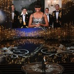FLOTUS Michelle Obama Makes Surprise Oscar Appearance… [PHOTOS + VIDEO]