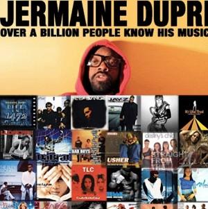 Jermaine Dupri StraightFromTheA 1