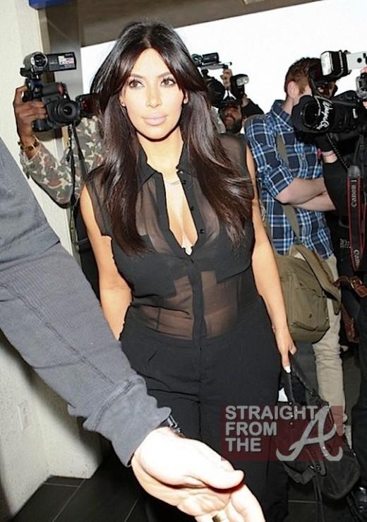 Kim Kardashian Maternity Wear 020713-5