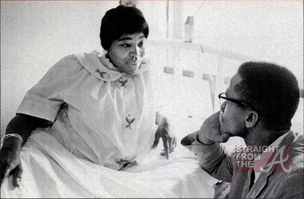 Malcolm X Betty Shabazz Web Straight From The A Sfta