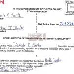 EXCLUSIVE! Is This Michael Jordan's Secret Son? Jordan's Ex Files Paternity Suit *Court Docs* [PHOTOS]