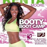 "Kenya Moore Ditches Silicone Filled ""Stallion Booty"" for ""Booty Boot Camp""… [PHOTOS]"