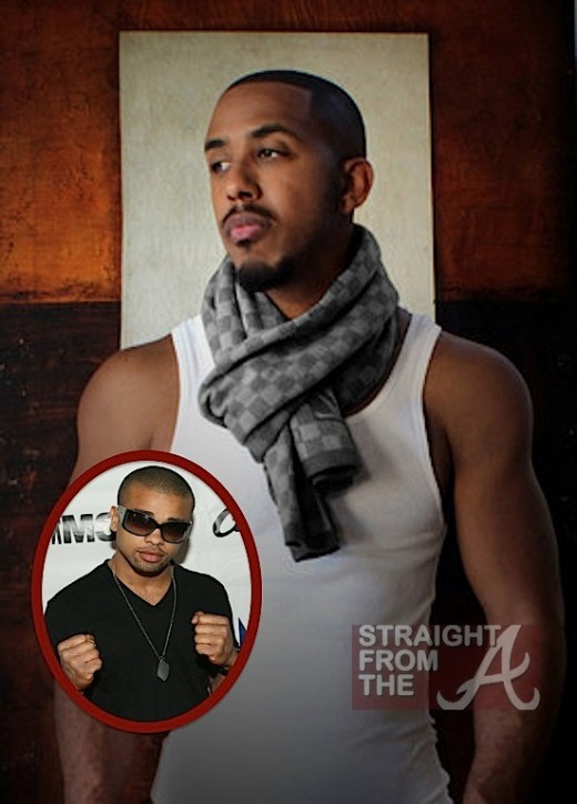 marques houston - raz b