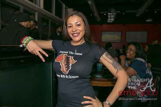 Beyond The Game - Chanita Foster 54 CME 3000-XL