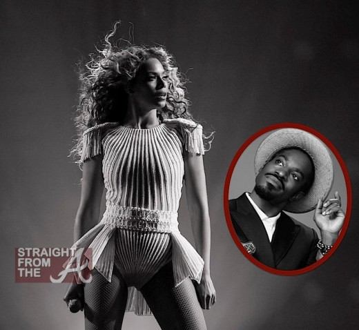 Beyonce Andre 3000 Back to Black StraightFromTheA