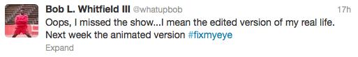 Bob Tweet