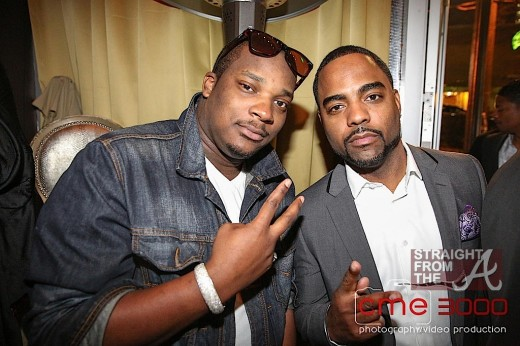Dj A-One and Todd Tucker