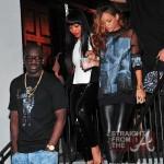 Quick Pics: Rihanna Hits ATL Strip Club With T.I. And Tiny… [PHOTOS]