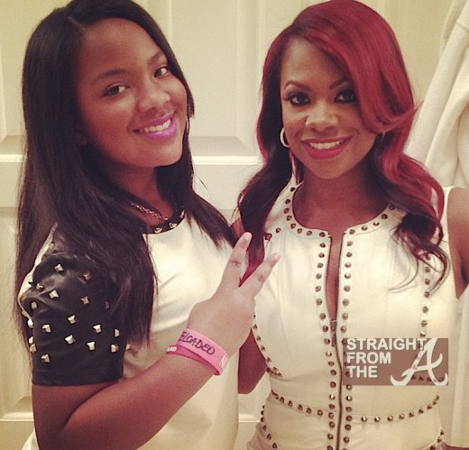 Riley and Kandi
