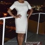 Creamy Cougar Swag! Vivica Fox Spotted 'Prowling' in Miami… [PHOTOS]