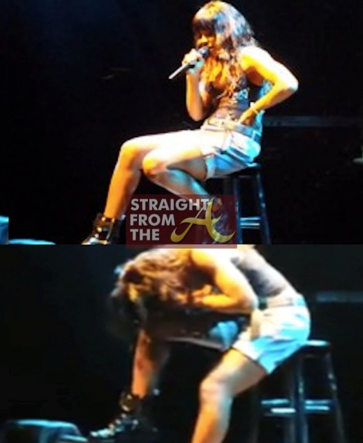 Kelly Rowland Breakdown DC StraightFromTheA 1