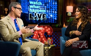 Sheree Whitfield WWHL StraightFromTheA 1