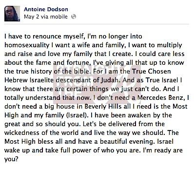 antoine dodson facebook posts -1