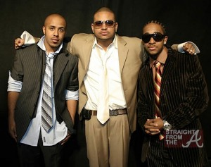 marques houston chris stokes and omarion