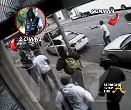 2Chainz Robbery San Francisco StraightFromtheA