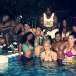 Fan Mail: Love & Hip Hop Atlanta's Kirk Frost, Benzino & Bobby V Party Poolside… [PHOTOS]