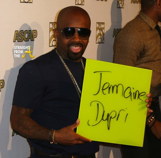 Jermaine Dupri - ASCAP 2013 2