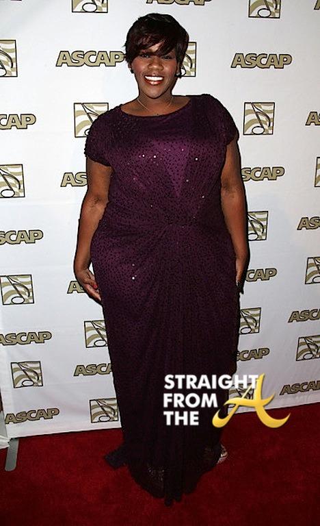 Kelly Price ASCAP 2013