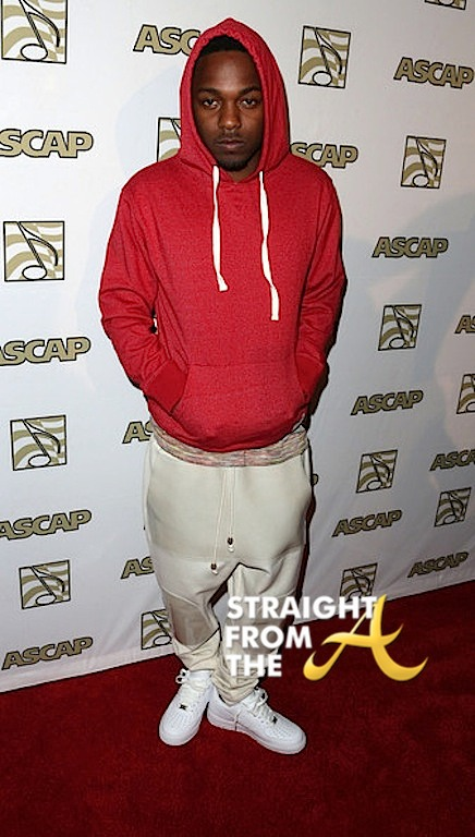 Kendrick Lamar ASCAP 2013
