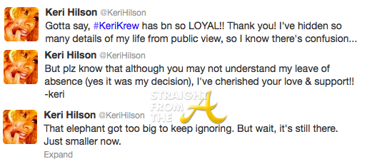 Keri Tweets 3