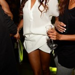Boo'd Up – Ludacris & Eudoxie Hit The Club… [PHOTOS]