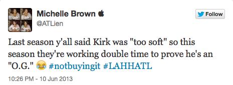 Michelle ATLien Brown Twitter