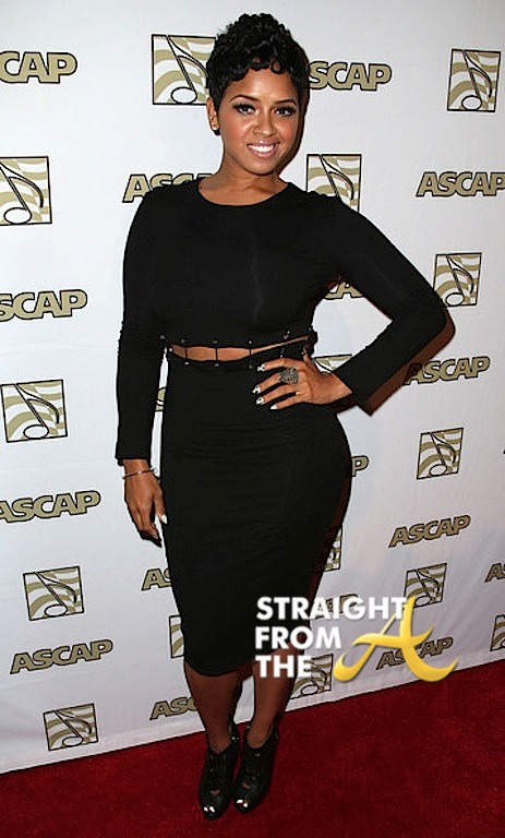 RaVaughan Brown - ASCAP 2013