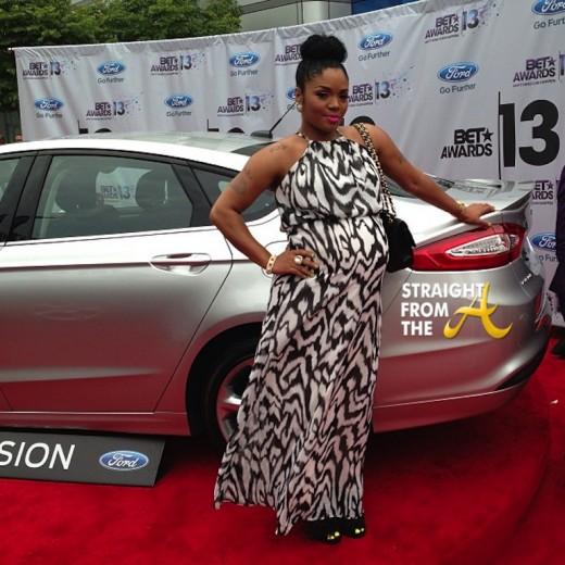 Rasheeda Kirk Frost BET Awards 2013 7