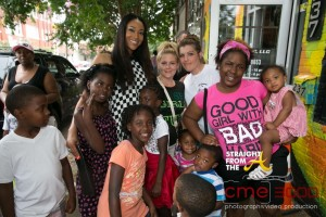 BlackCelebrityGiving (BCG) Hosts The Giving Boutique 2013-19