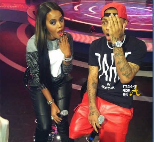 Bow Wow Angela Simmons 106 and Park 4
