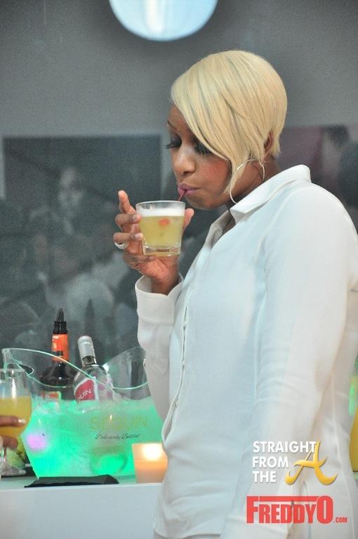 nene leakes drinking