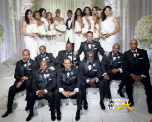 I dream of nene - the wedding party sfta