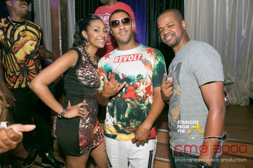 Mary Jane LHHATL Viewing Party-6