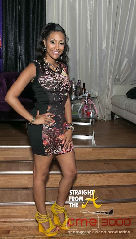 Mary Jane LHHATL Viewing Party-7