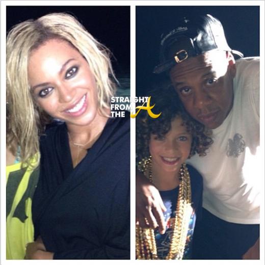 Beyonce Miami 081513