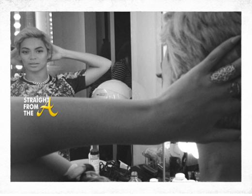 Beyonce Short Hair 3
