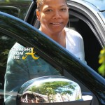 "Queen Latifah Calls In ""A"" List Favors For New Talk Show + Refuses To Discuss Sexuality…"