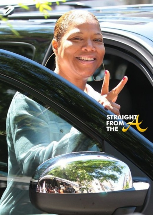 Queen Latifah 082513 4