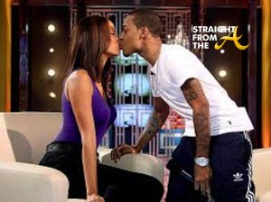 Tyra Banks Bow Wow Kiss