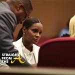 Raymond vs. Raymond: Tameka & Usher Appear in Court For Emegency Custody Hearing … [PHOTOS]