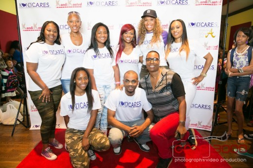 kandi cares back to school event 2013-11