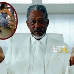 It's Official! 'Twerking' Added To Dictionary…. Morgan Freeman Explains Definition! [VIDEO]